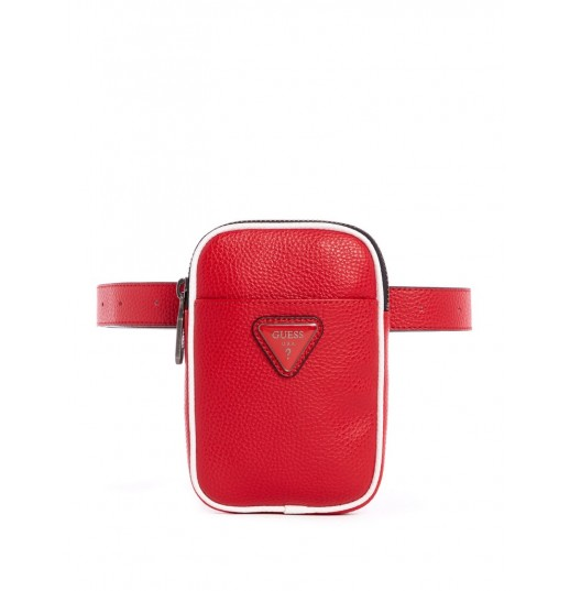 Сумка GuessOriginals Mini Red на пояс